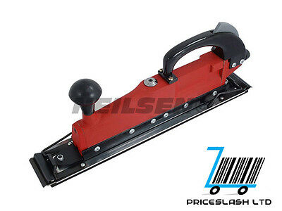 Straight Line Air Sander Deluxe Two Piston Body File 1/4In. Bsp Air Inlet