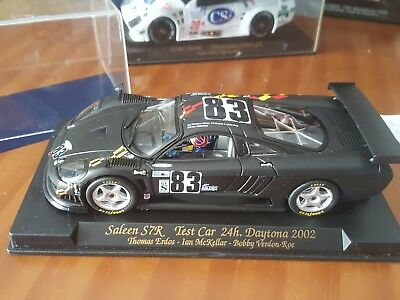 Scalextric FLY Cars Model Saleen S7R