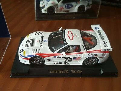 Scalextric FLY Cars Model Corvette C5R