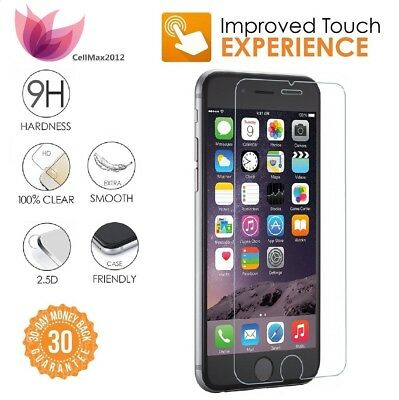 For iPhone SE/5S/5C/5/6/6S/6PLUS/6SPLUS/7/8PLUS Tempered Glass Screen Protector
