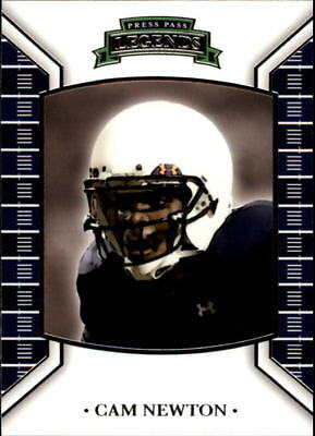 2011 Press Pass Legends Football Base Singles (Pick Your Cards)