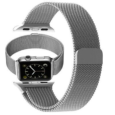 iWatch Milanese Loop Stainless Steel Bracelet Strap Band for Apple Watch 38mm