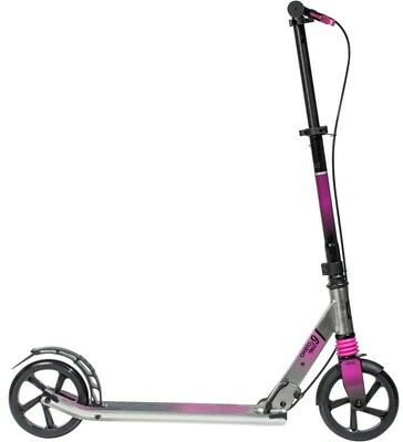 OXELO Mid 9 Scooter - Pink