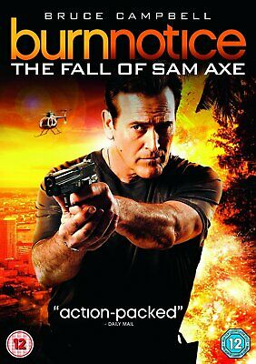 Burn Notice - The Fall Of Sam Axe (DVD)