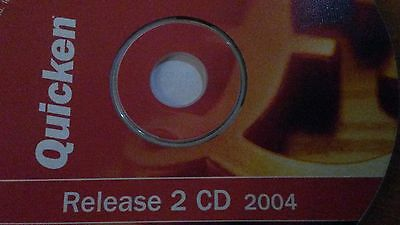 Quicken XG 2004 R2 UK Software - For Windows XP, 7,8 & 10 including Instructions