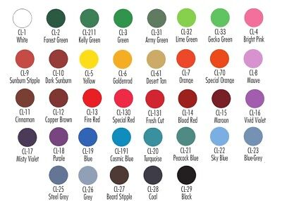 Ben Nye Creme Colors CL Series .25oz/7gm ALL COLORS AVAILABLE