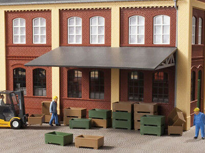 HO Scale - Transport boxes