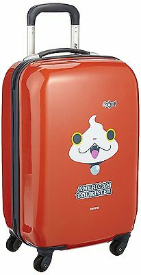 AMERICAN TOURISTER SuitCase Youkai Watch 31L 2.6kg Carry-on Possibility Red