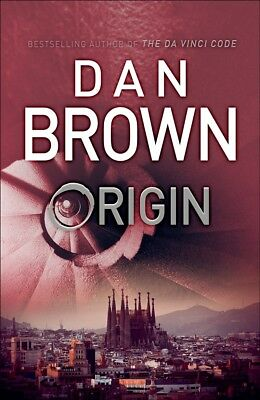 New Origin (Book 5, Robert Langdon) By Dan Brown