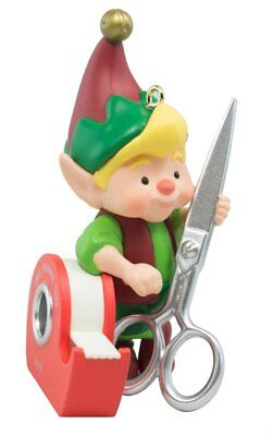 Hallmark 2016 Christmas Ornaments NORTH POLE TREE TRIMMERS - 4TH SERIES