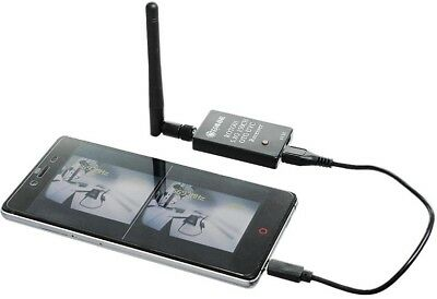 Eachine ROTG01 UVC OTG 5.8G 150CH Full Channel FPV Receiver For Android Mobile