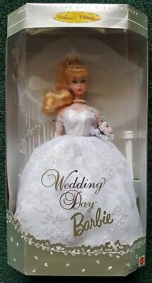 Wedding Day Barbie--1960 Fashion and Doll Reproduction--COLLECTOR EDITION