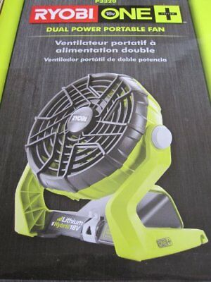 Ryobi P3320 18 Volt Hybrid One+ Battery or AC Powered Adjustable Indoor / Out...
