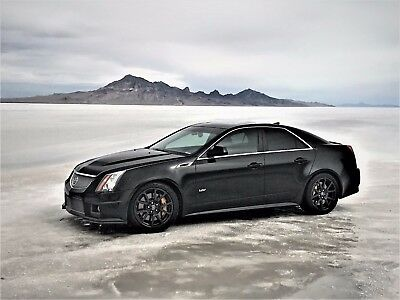 2011 Cadillac CTS V Cadillac CTS V BLACK DIAMOND 730 Horse Supercharged Pro Street / Touring Driver