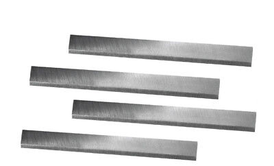 SET OF 4 Inc  qty4 T Planer Blade Knives Axminster AW128P Vat 310303