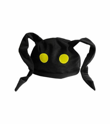 Kingdom Hearts Shadow Heartless Plush Hat Cosplay Costume Cap Kids Xmas Gift
