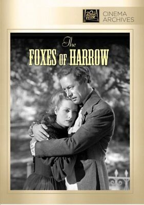 The Foxes of Harrow NEW DVD