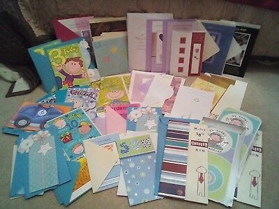 Wholesale Mixed Greeting Cards Job Lot Great Quality Bulk Listing RRP: £150
