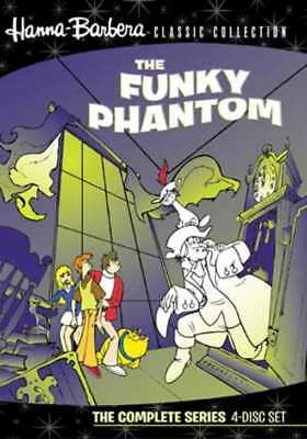 The Funky Phantom: Complete Series (Hanna-Barbera Classic Collection) NEW DVD