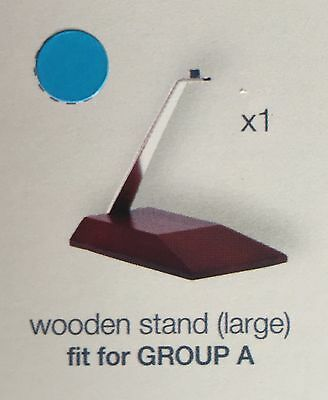 Hogan Floor Stand from wood and Metal for Large Hogan Models 1:200 90002
