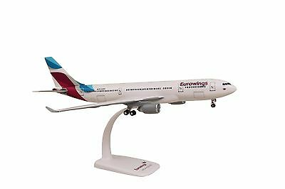 Airbus A330-200 A330 Eurowings 1:200 Limox LX028 Economy Model with Chassis