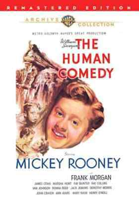 The Human Comedy NEW DVD