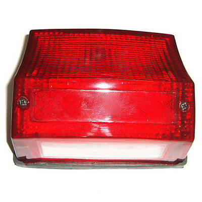 Tail/ Brake/ Rear Light Assembly Fits Vespa T5 Models