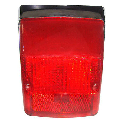 High Quality Vespa P200 P 200 Models Chrome Rear Tail Light Lamp@justdealsworld