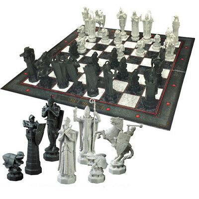 Harry Potter Chess Set Wizards Chess By Noble Collection