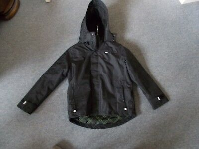 Band new No Fear Kids Rider Jacket 9-10 years Black