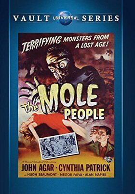 The Mole People NEW DVD