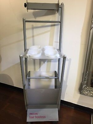 Hairdressing Trolley - Procare Hair Hostess Hairfoil