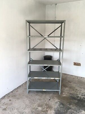 Industrial Shelving, Heavy Duty Dexion. Ideal For Garage And Sheds
