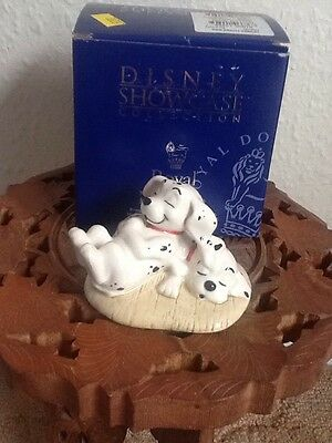 """Royal Doulton 101 Dalmations Figurine """"PENNY and FRECKLES"""" DM3"""