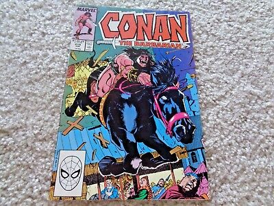 Conan The Barbarian # 219 June 1989