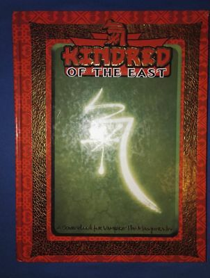 Kindred of east: White Wolf Games