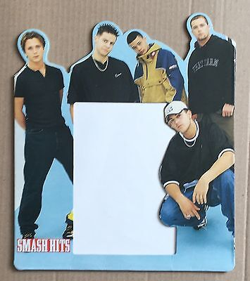 FIVE Small Original Vintage Smash Hits Magazine Standee