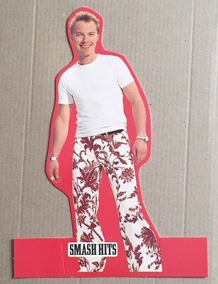 RONAN KEATING / BOYZONE Small Original Vintage Smash Hits Magazine Standee