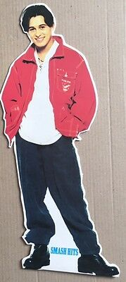 MARK OWEN / TAKE THAT Small Original Vintage Smash Hits Magazine Standee