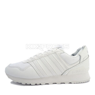 new styles f362e fb84b Adidas NEO 10K  AC7588  Men Casual Shoes Triple White
