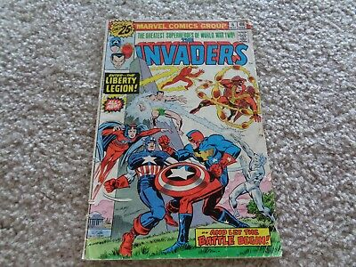 The Invaders # 6 May 1976