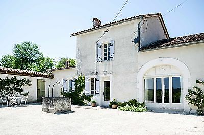 Dordogne house for sale - 5 bed, private pool, outbuildings, fields, renovated