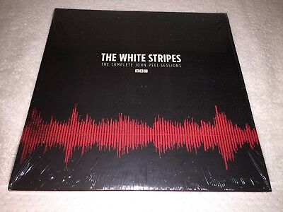 White Stripes The Complete John Peel Sessions BBC 2Lp Colored Third man Records