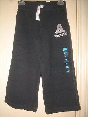 2 Pairs Boys The Children's Place Athletic Jogging Pants - Blue - Size XS (4)