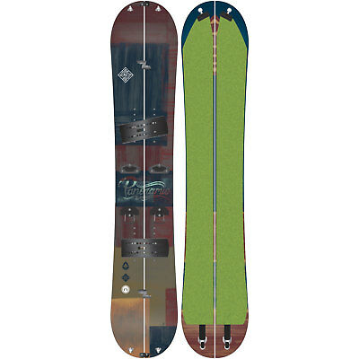K2 Panoramic Package Herren Freeride Splitboard incl. Voile Kit + Felle 2018 NEU