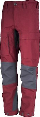 Lundhags Authentic Jr Pant Outdoorhose (dark-red/charcoal)