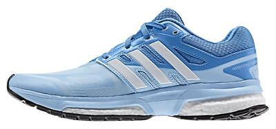 ADIDAS RESPONSE BOOST TECHFIT WOMEN'S RUNNERS.NEW! IN BOX-Sizes:8,8.5,9 &9.5 USA