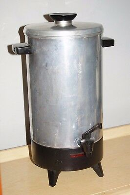 Regal Model 7010, 10 to 30 Cup Electric Automatic Percolator Coffee Maker
