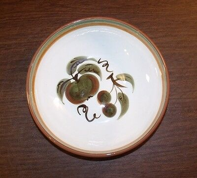 "Stangl ORCHARD SONG 10"" Round Salad Serving  Bowl"