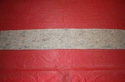 MARKETS BEST 1970-77 Maverick  PACKAGE TRAY INSULATION 70 71 72 73 74 75 76 77